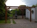 Základní konstrukce altánu