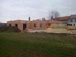 Materiál ke stavbě střechy