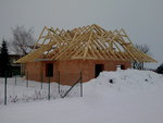 Střecha Rataje z boku 2