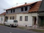 Rekonstrukce střechy Přerov