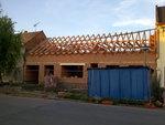 Montáž střechy Henclov