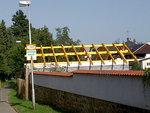 Konstrukce střechy - Slatinice 2