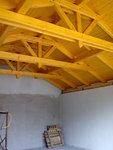 Konstrukce střechy - Slatinice, detail