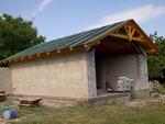 Montáž střechy Slatinice 2