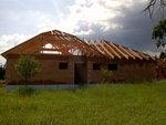 Hotová střecha Želatovice 2