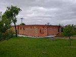 Střecha Želátovice - začátek prací 2