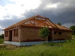 Hotová střecha Želatovice