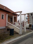 Stavba stříšky Olomouc